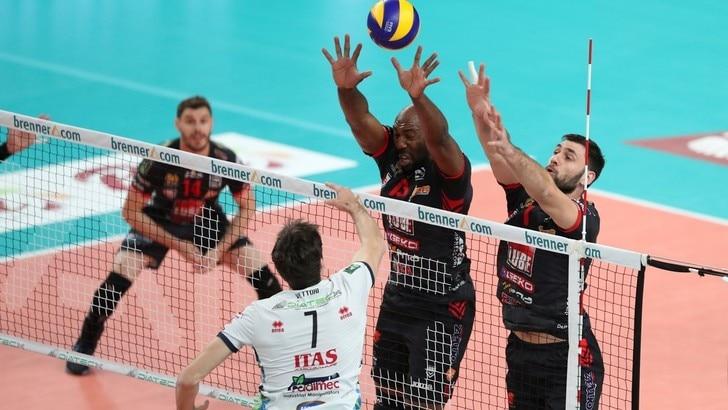 Volley: Superlega, Gara 1 di Semifinale: successi per Perugia e Civitanova