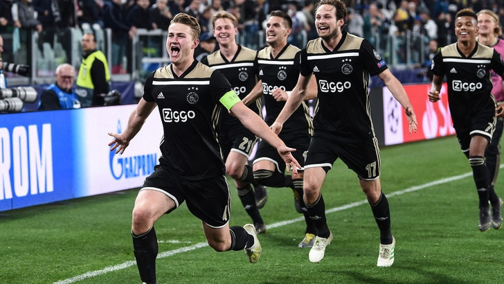 Champions League, Ajax super:  si punta a 7,00 sulla coppa