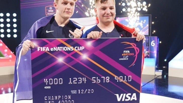 eNations Cup: Francia campione del mondo