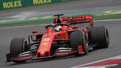 F1, Azerbaigian: Mercedes avanti, Vettel rincorre a 3,50