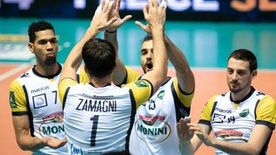 Volley: A2 Maschile, Semifinali Play Off:  giovedì scattano le semifinali
