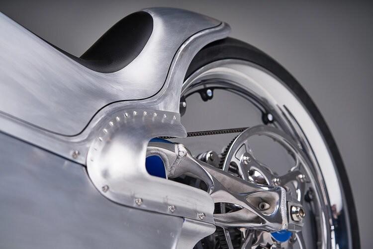 Fuller Moto 2029: nuovo design e parti stampante in 3D