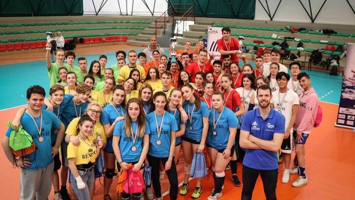 """Volley: """"Campione sotto rete"""", un successo annunciato"""
