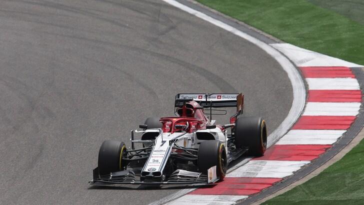 F1 Alfa Romeo Racing, Raikkonen: «In qualifica dobbiamo dare di più»