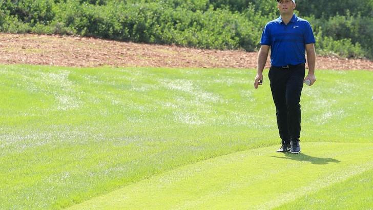 Golf, RBC Heritage: Molinari subito in campo
