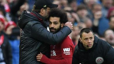 As: «Salah via da Liverpool per colpa di Klopp»