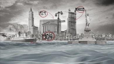 Pirelli, 147 anni di storia raccontati con una graphic novel