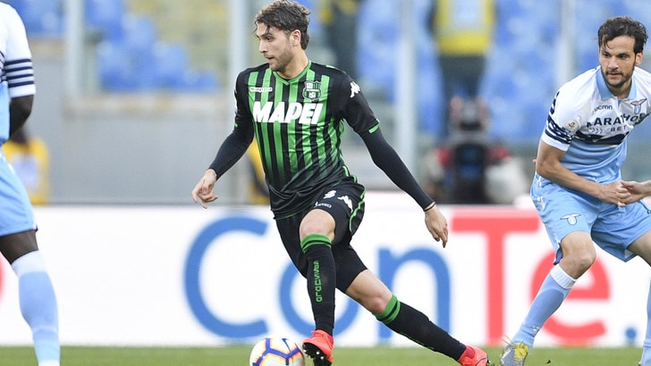 Serie A Sassuolo, Locatelli ha lavorato a parte