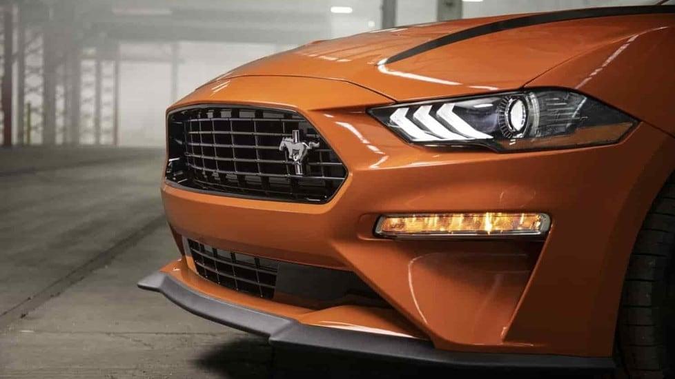 <p>Il nuovo 2.3 EcoBoost portato a 330 cavalli e 475 Nm di coppia</p>