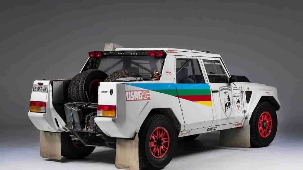 Non corse mai come auto ufficiale, ma potrebbe ispirare la prossima Urus da competizione