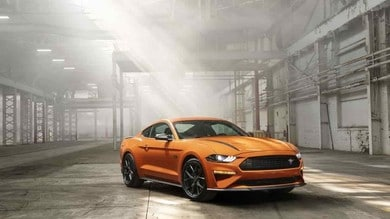 Mustang, più cavalli con High Performance Package