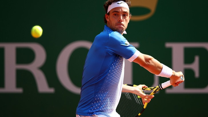 Tennis, Montecarlo: eliminato Cecchinato, Pella ai quarti