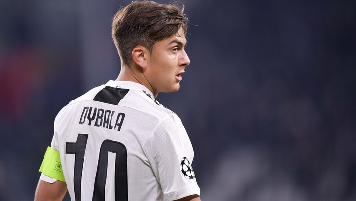 Dybala da capitano: «Un'altra stagione!». E Icardi mette il like...