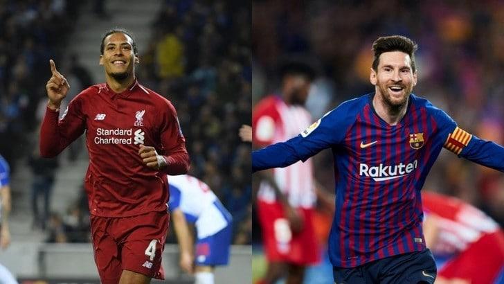Viasport Football, Van Dijk: «Non ho idea su come fermare Messi»