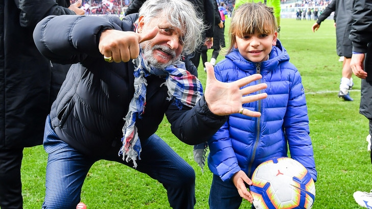 Serie A Sampdoria, Ferrero: «Defrel vuole rimanere? Siamo in due a volerlo»