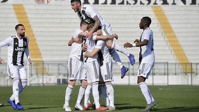 Serie C, Gozzano-Juventus U23 1-2: Zanimacchia e Bunino lanciano i bianconeri
