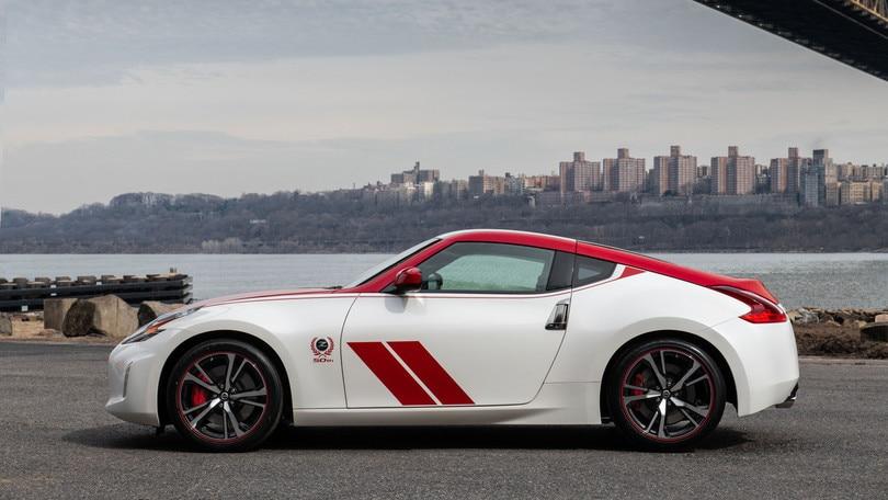 Nissan 370Z 50th Anniversary Edition: tributo alle corse