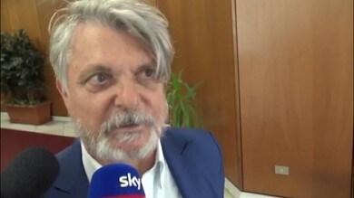 """Ferrero: """"Giampaolo rimane alla Samp"""""""