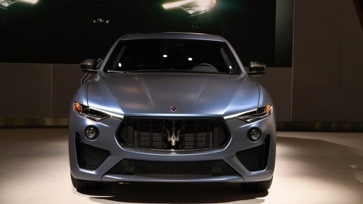 Maserati, al Salone di New York la Levante GTS One of One di Ray Allen