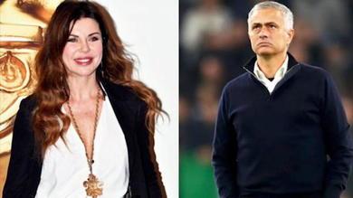 Alba Parietti, l'amore per Mourinho e l'odio per Diletta...