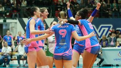 Volley: A1 Femminile, domani Monza-Conegliano aprono la sfida di Semifinale
