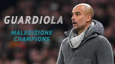 Guardiola, maledizione Champions