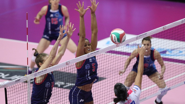 Volley: A1 Femminile, Scandicci in volata, stavolta Novara non completa la rimonta