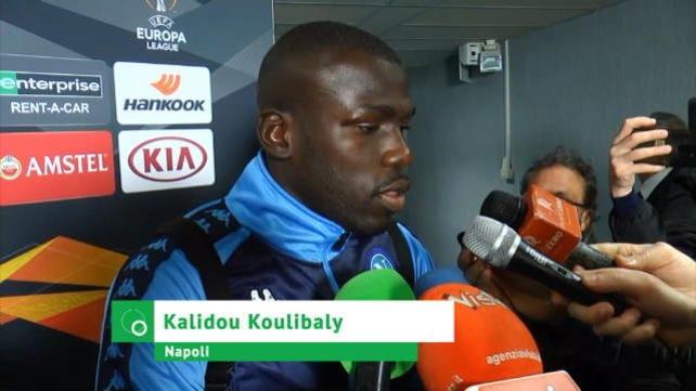 """Koulibaly: """"Dispiace per i fischi a Insigne"""""""