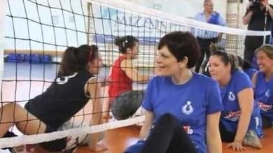 Sitting Volley: le azzurre di Ribeiro in raduno a Trento