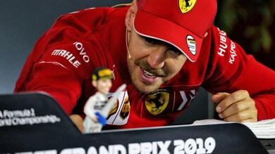 F1 Ferrari, Vettel: «Il mio ritiro è ancora lontano»