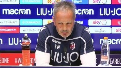 """Mihajlovic: """"Con la Samp è dura, ma siamo in casa"""""""
