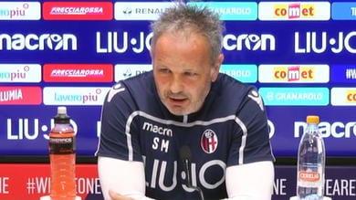 """Mihajlovic: """"A Firenze partita di m***a? Non è così"""""""