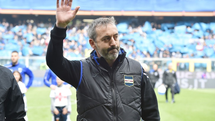 Serie A Sampdoria, Giampaolo: «Con il Bologna sfruttiamo l'onda lunga del derby»