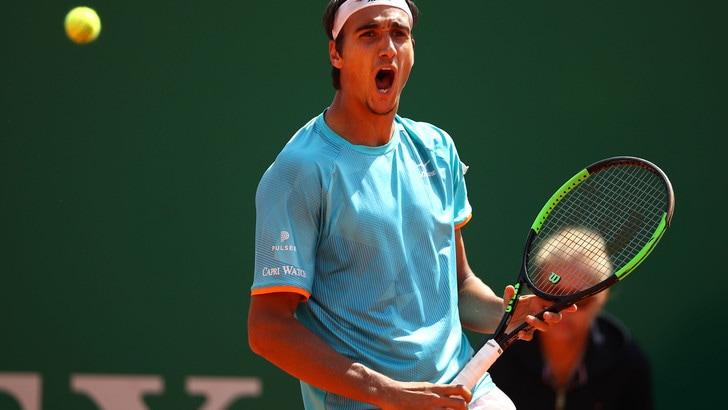 Tennis, Montecarlo: Sonego sconfitto da Lajovic