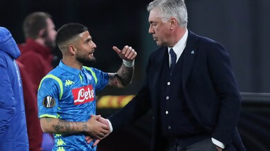 Il padre di Insigne: «Ancelotti un pacco? Mai detto. Lorenzo sta bene a Napoli»