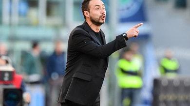 Serie A Sassuolo, De Zerbi: «Vogliamo far punti e tirarci fuori dalla zona calda»