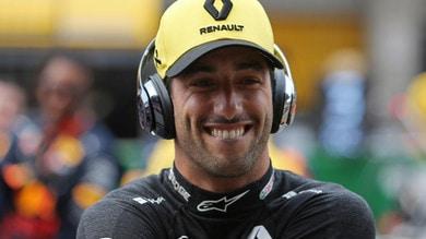 F1 Renault, Ricciardo: «Sono più forte delle critiche»