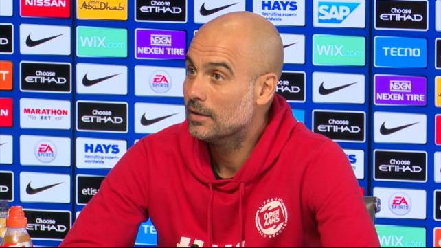 """Guardiola: """"Dalle stelle alle stalle in un secondo"""""""