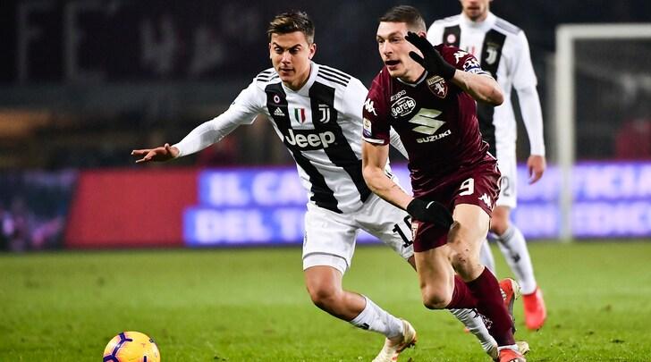Juve-Torino, derby anticipato: ecco quando si giocherà