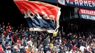 Serie A Genoa, con il Torino sciopero della tifoseria