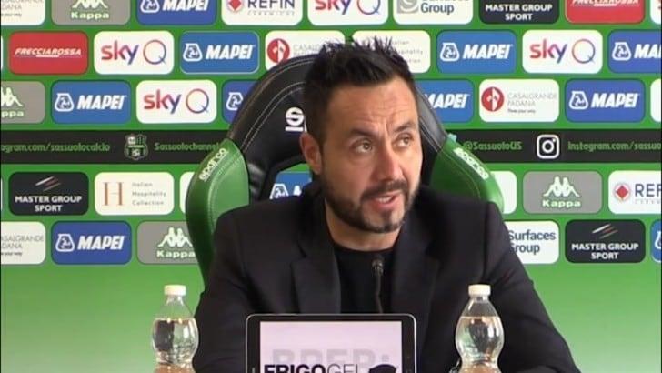 "De Zerbi: ""Udinese squadra di valore"""
