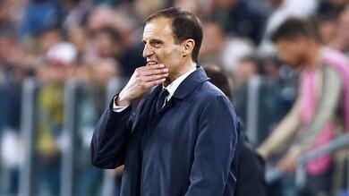 Juventus, Allegri fa la conta: con la Fiorentina 20 convocati