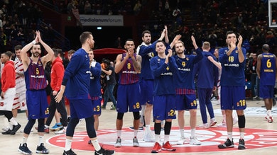 Basket, Eurolega: è dominio spagnolo con Barcellona e Real Madrid