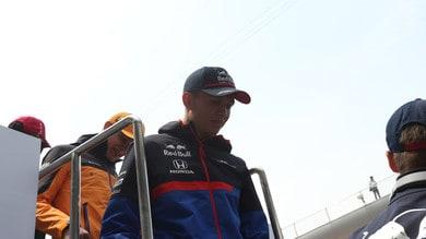 F1 Toro Rosso, Albon: «Obiettivo qualifiche»