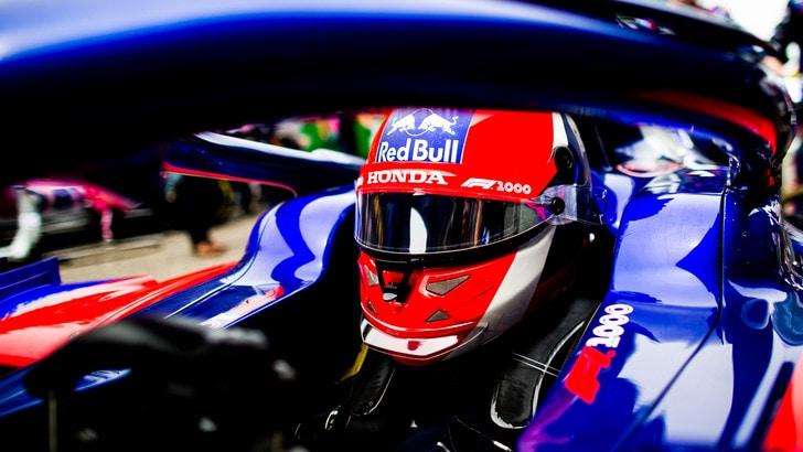 F1 Toro Rosso, Kvyat: «Dobbiamo lavorare sodo»