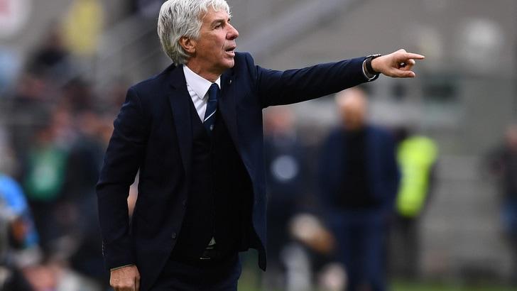 Serie A Atalanta, Gasperini: «Ci giocheremo al massimo campionato e coppa»
