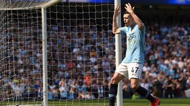 Premier League, rivincita City col Tottenham: Foden regala la vetta