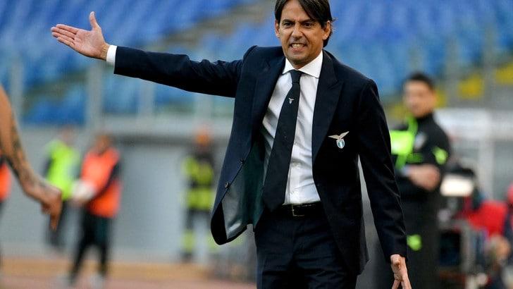 Lazio, Inzaghi: «In finale a tutti i costi»