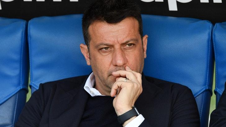 Serie A Parma, D'Aversa: «Avremmo meritato i tre punti»
