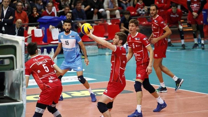Volley: A2 Maschile, in campo a Pasquetta per Gara 2 delle semifinali